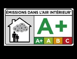 法國揮發性有機化合物認證