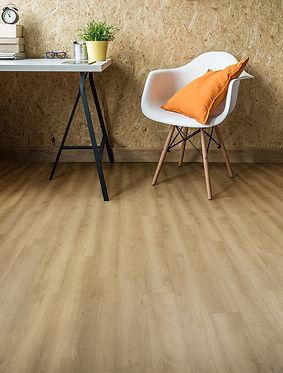 伏爾加黃橡;SPC地板;石塑地板