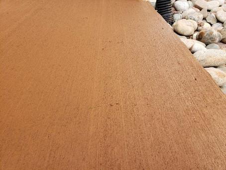 Transform Your Backyard with a Concrete Patio