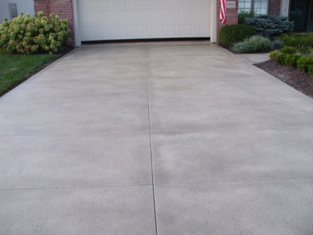 7 Things to Expect When Planning a Concrete Driveway Replacement