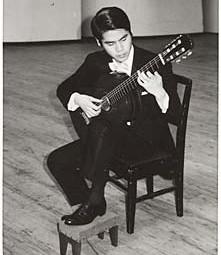 1969年デビューリサイタル(虎ノ門ホール)