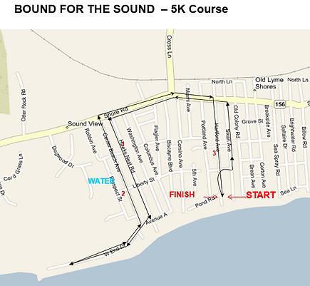 5K Course