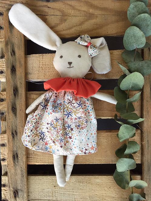"""Jeanne"" la lapine"