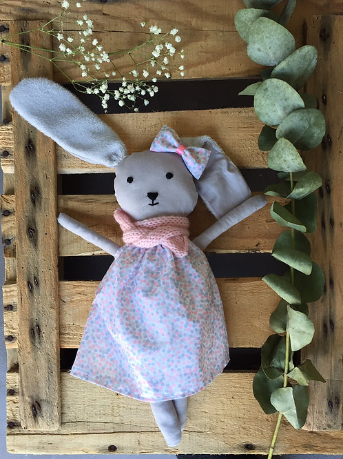 """""""Marie"""" la lapine aux grandes oreilles"""
