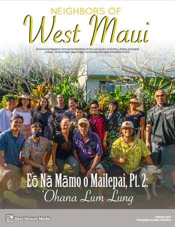 Neighbors of West Maui Feb 21