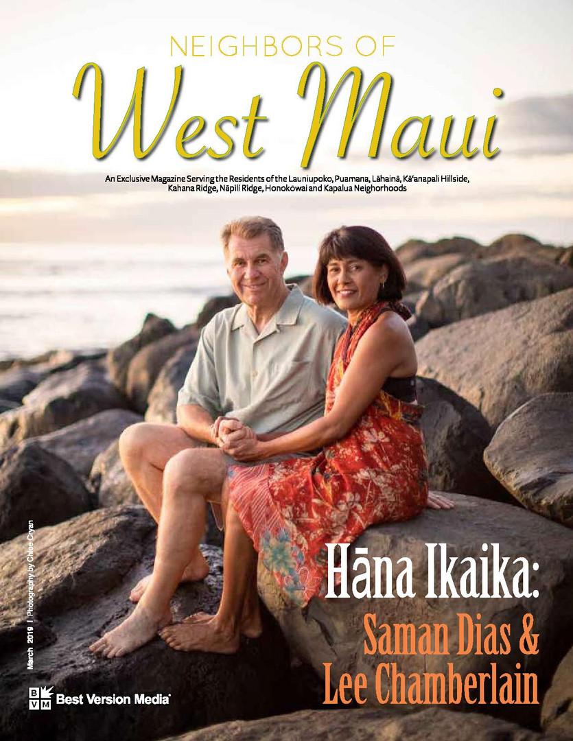 Neighbors of West Maui March 2019 Dias Chamberlain