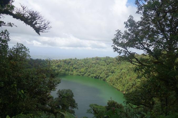 cerro chato volcano hike 3