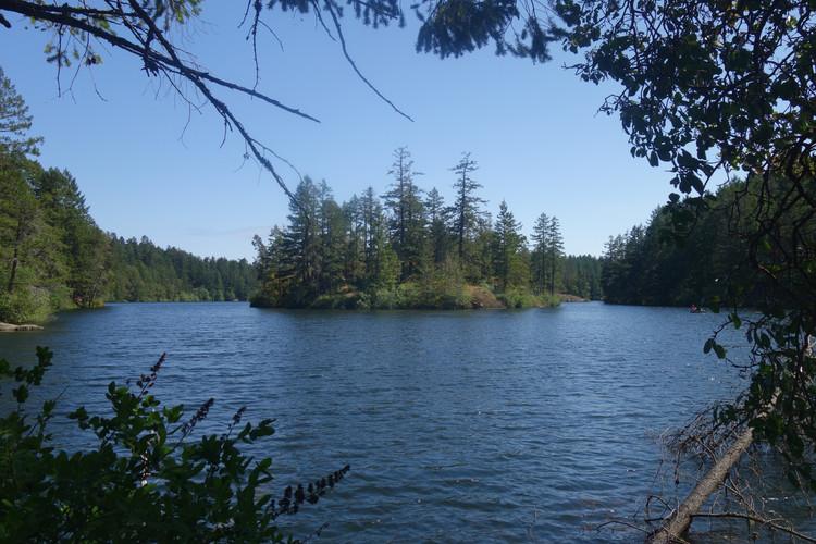 destination run thetis lake canada 2