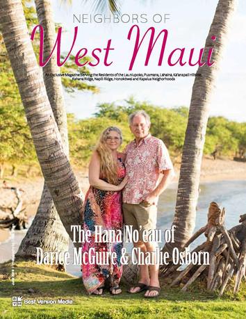 Neighbors of West Maui June 2019 Osborn McGuire