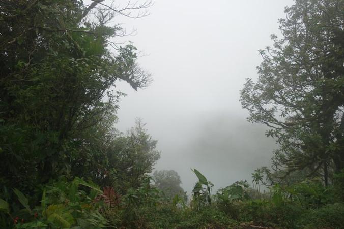 cerro chato volcano hike 2