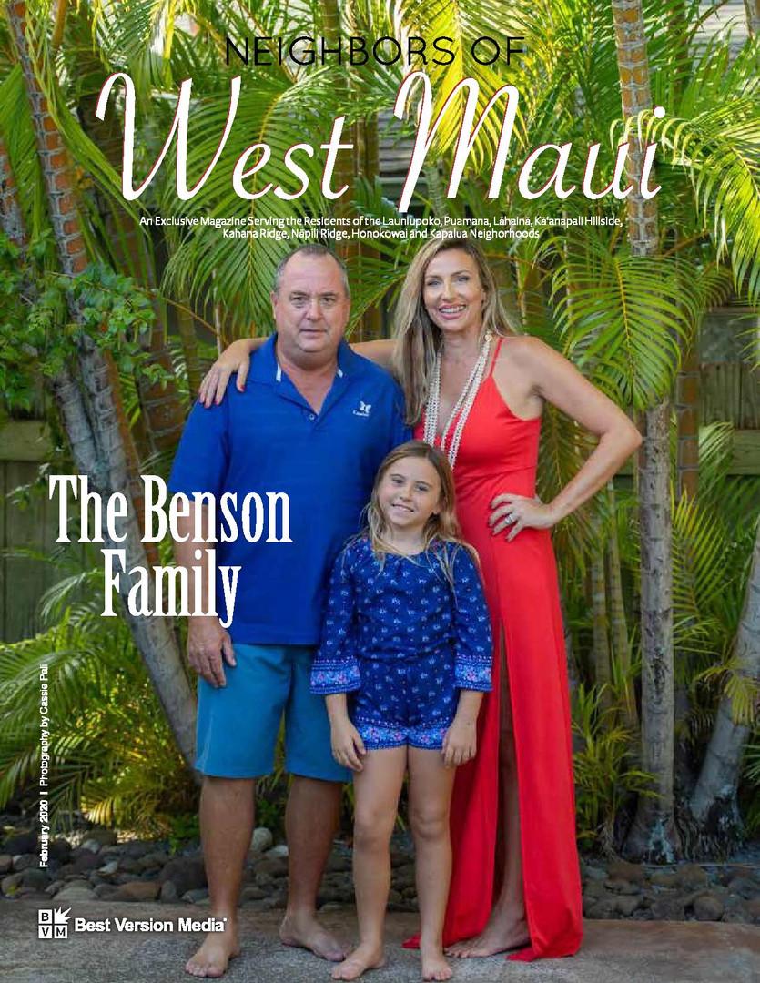 Neighbors of West Maui February 2020 Benson