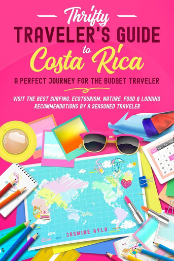 Thrifty Traveler's Guide to Costa Rica_front cover