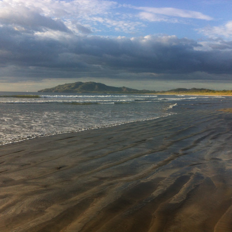 Costa Rica Playa Grande beach