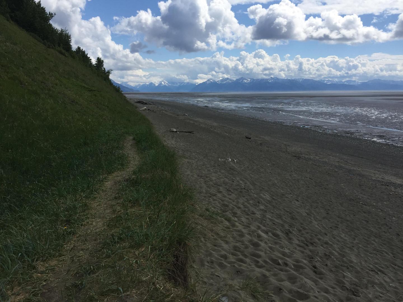 destination run tony knowles coastal trail alaska 2