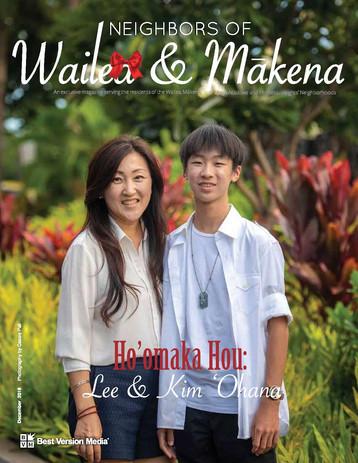 Neighbors of Wailea & Makena December 2019 Lee Kim