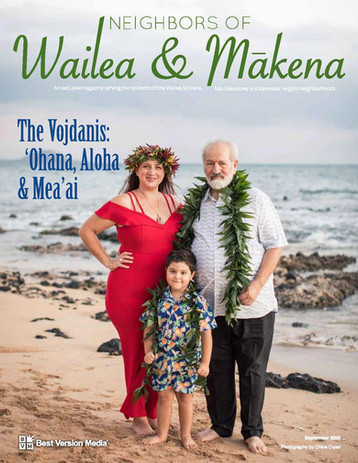 Neighbors of Wailea & Makena Sept 20