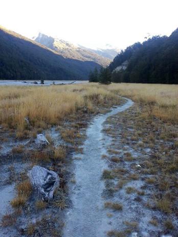 destination trail run the rees dart track new zealand 3