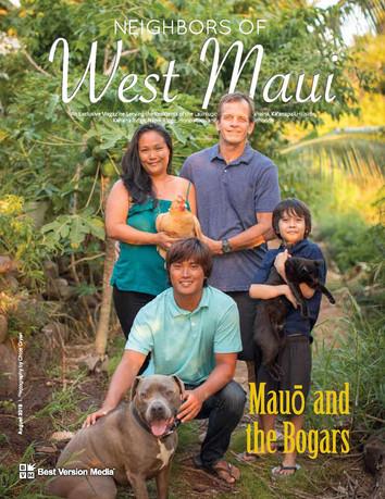 Neighbors of West Maui August 2019 Bogar