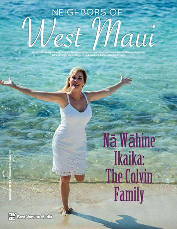 Neighbors of West Maui September 2020 Colvin