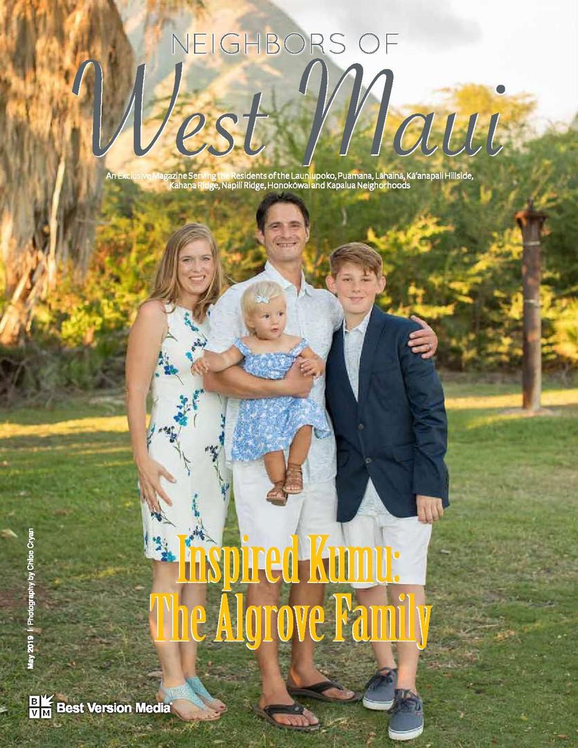 Neighbors of West Maui May 2019 Angrove
