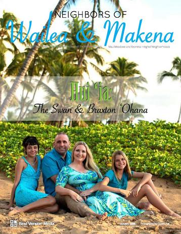 Neighbors of Wailea & Makena January 2020 Braxton Swan