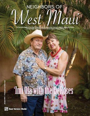 Neighbors of West Maui January 2019 DeRose