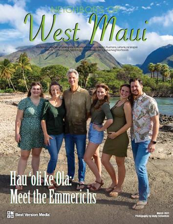 Neighbors of West Maui Mar 21