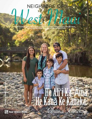 Neighbors of West Maui April 2020 Kanekoa