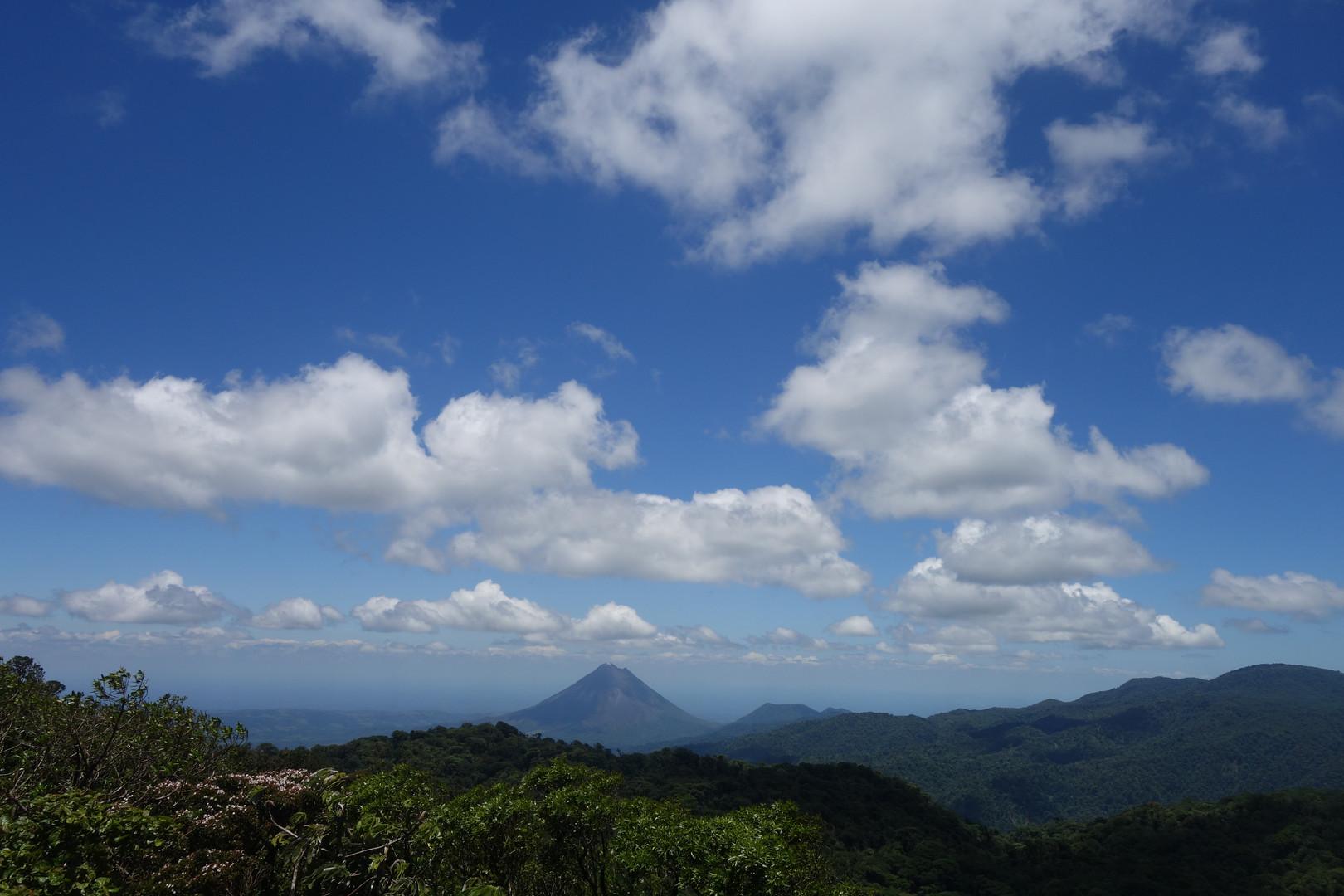 Costa Rica Maria Elena tower
