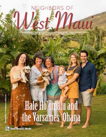 Neighbors of West Maui February 2019 Varsames