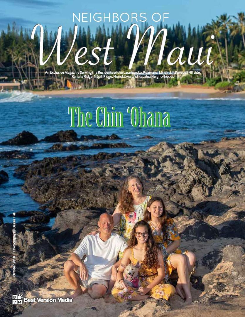Neighbors of West Maui October 2019 Chin