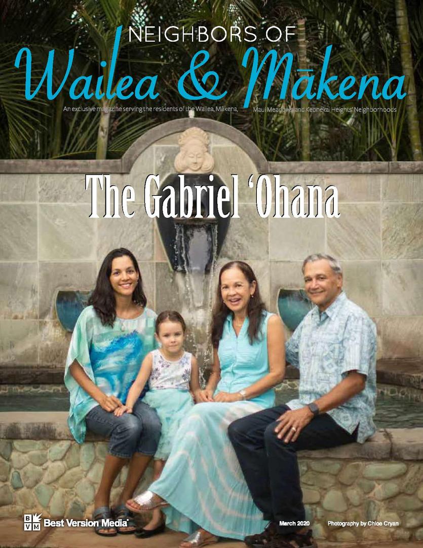 Neighbors of Wailea & Makena March 2020 Gabriel