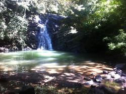 Poza Azul Waterfall, Costa Rica
