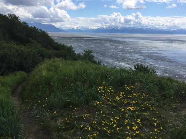 destination run tony knowles coastal trail alaska 1