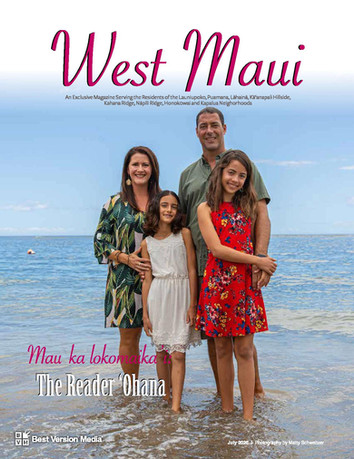 Neighbors of West Maui July 2020 Reader