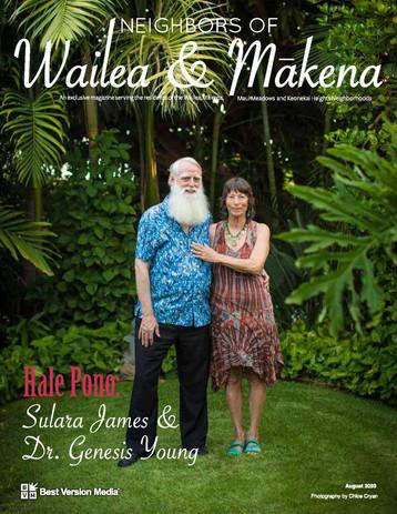 Neighbors of Wailea & Makena Aug 20