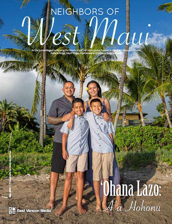 Neighbors of West Maui May 2020 Lazo