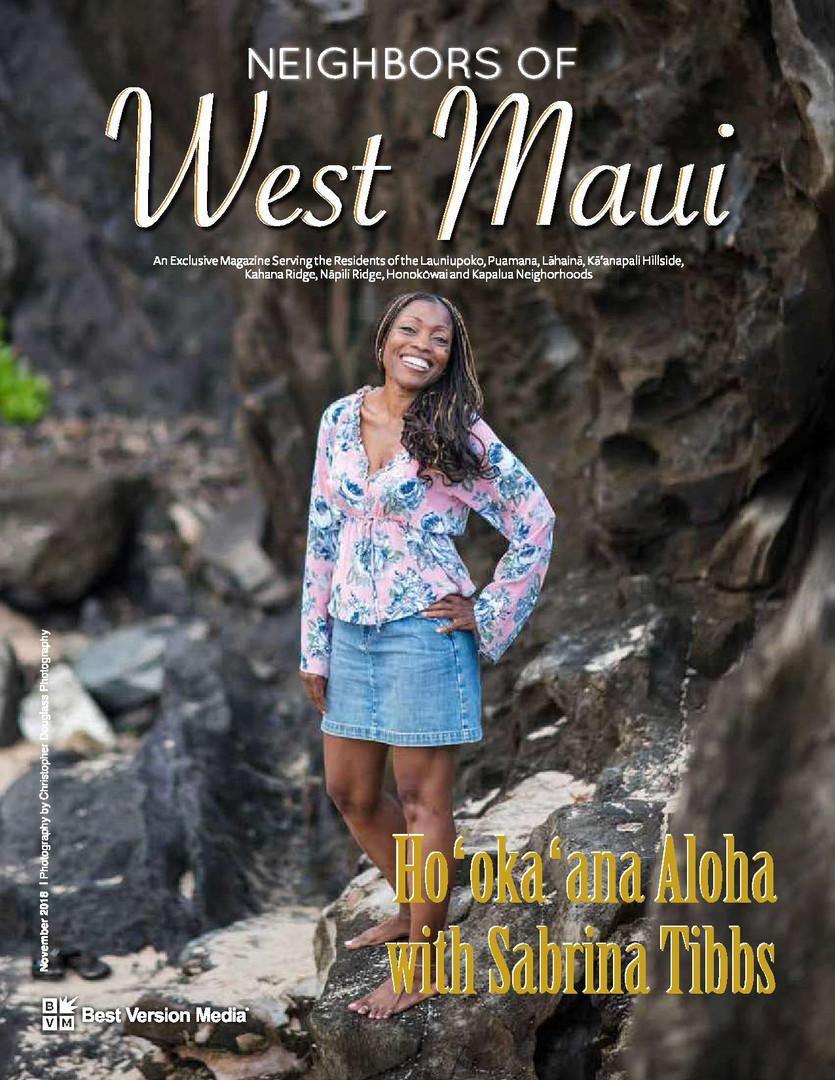 Neighbors of West Maui November 2018 Tibbs
