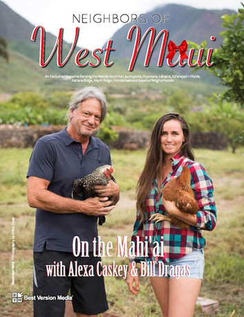 Neighbors of West Maui December 2018 Caskey Dragas