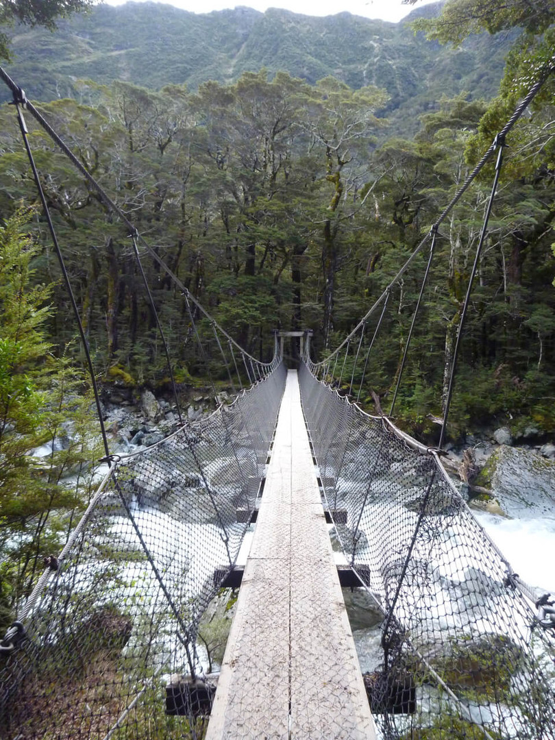the routeburn track new zealand 5