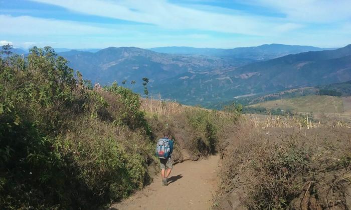 volcano acatenango hike 5