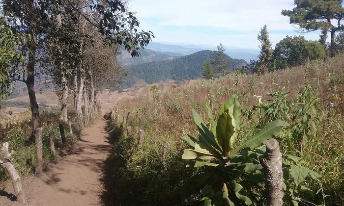 volcano acatenango hike 1