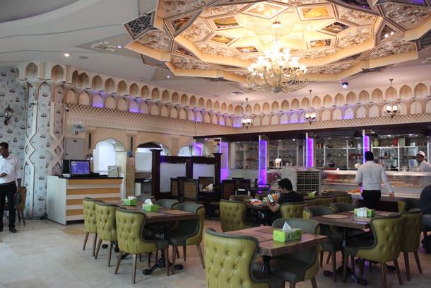 مطعم الكباب الأفغاني