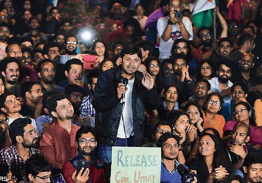 Social Intolerance: A Study of The Kanhaiya Kumar Case