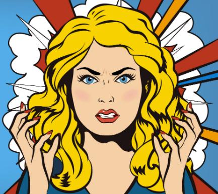 The Crazy Lady Myth