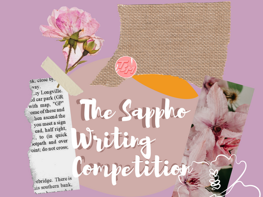 Winning Art Entries from Week 4 of Sappho Writing Competition