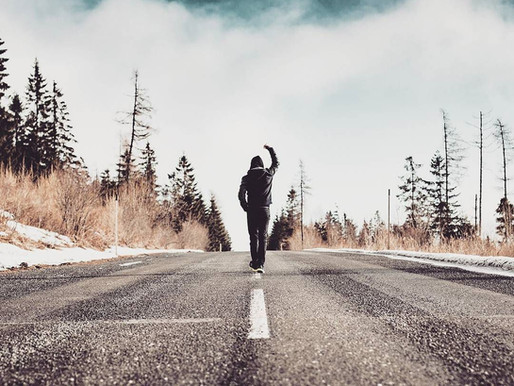 Moving Forward, by Kimberly Ray