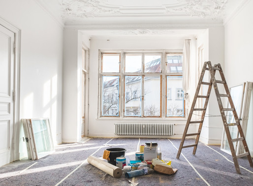 RENOVATION:  Expectation vs. Reality