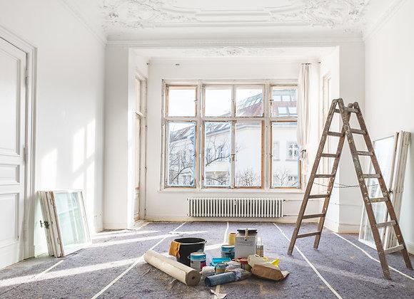 Ремонт квартир | финансовая модель бизнес плана