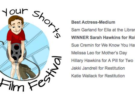Best Actress Nominee
